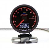 Greddy RPM Multi D/A Dauge 7 Colour Display Universal Fit + Battery Volts