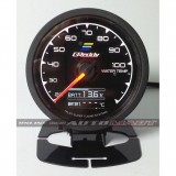 Greddy Water Temp Multi D/A Dauge 7 Colour Display Universal Fit + Battery Volts