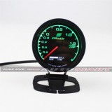 Greddy Turbo Multi D/A Dauge 7 Colour Display Universal Fit + Battery Volts