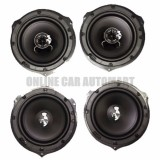 MOHAWK Plug & Play OEM Speaker For Toyota Hilux - Front & Rear