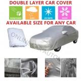 Alfa Romeo 147-High Quality Double Layers Waterproof PEVA PVC Car Cover
