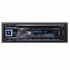 ALPINE CDE-163EBT CD RECEIVER WITH ADVANCED BLUETOOTH