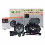 """Package Sets - JBL Stage 9603 6""""x9"""" 3-way speakers & JBL CS760C 6.5""""  Component Speakers"""