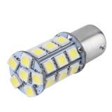 1Pc T25 1157 BAY15D 24 5050 SMD LED Car Stop Tail Brake Light Bulb 12V - Red