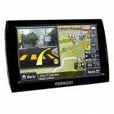 Papago Z1 Plus GPS Navigator with 5 Inch HD Screen S1 Software