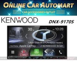"Kenwood DNX9170S 7"" Garmin,Apple Carplay,Android Auto & Buld-in Mirror Link"
