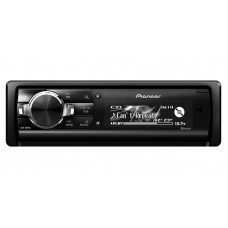 Pioneer DEH-80PRS Receiver with 3-Way Active Crossover,Auto EQ,Time Alignment