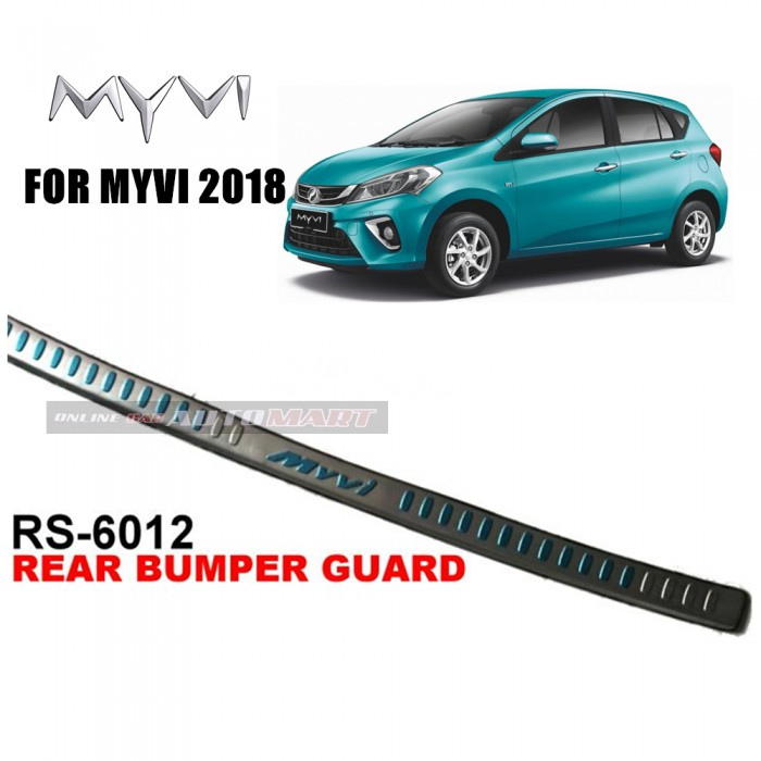 ABS Rear Bumper Guards Car Bumper Trunk Protector Foot