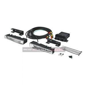 OSRAM Light @ Day DRL101 DRL KIT LED Daytime Running Light (6000K) Set With Dimming Function