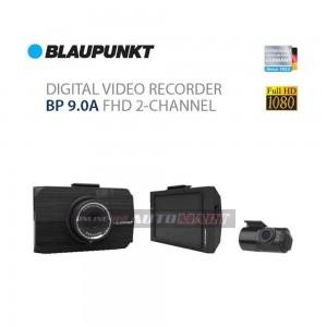 BLAUPUNKT BP-9.0A 1080 FULL HD 2 CHANNEL VIDEO RECORDER DVR WIRELESS CONTROL(Free SD Card)