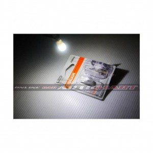 Osram LED (2780CW) T10 12V 1W Cool White 6000K OEM Bulbs,License Plate Lights