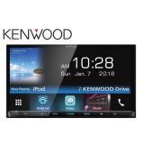 Kenwood DDX7018BT  AV Receiver with 7.0inch WVGA Superfine View Display Waze Nav-App Solution via USB