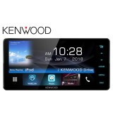 Kenwood DDX718WBT 200mm 7 inch 13-Band EQ 3-Preouts Receiver with Waze Nav-App