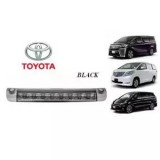 Toyota Vellfire / Alphard / Estima LED Light Bar 3rd Brake Light - Black