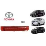 Toyota Vellfire / Alphard / Estima LED Light Bar 3rd Brake Light - Red