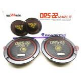 "Roadstar DRS-22 6.5"" Dual Cone Flush Mount Speaker Universal"