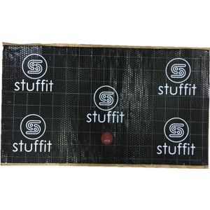 Stuffit High Quality Sound Damping Car Bonnet Door Sound Proof Proofing Deadening Insulation For Proton Ertiga(2pc,4pc,6pc,8pc)
