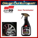 Soft 99   Soft99 - Iron Terminator 500ML ( sport rim / wheel cleaner )