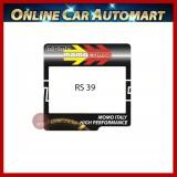 Momo Road Tax / Roadtax sticker (RS39)  14.5CMX14.5CM