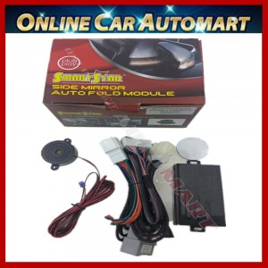 Honda HRV/Jazz/City Smartstar 2 In 1 Car Side Mirror Fold + Buzzer
