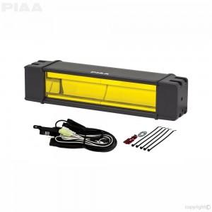 "PIAA - DKRF108X RF Series 10"" Yellow LED Light Bar Fog Beam Kit"