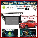 "Perodua Myvi New 18-19 Big Screen 10.1"" Plug and Play OEM 16GB Android Player Car Stereo With WIFI Video Player/TouchScreen"