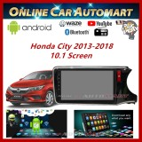 "Honda City 13-18 Big Screen 10.1"" Plug and Play OEM 16GB Android Player With Casing and WIFI Video Player/TouchScreen"