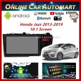 "Honda Jazz 13-18 Big Screen 10.1"" Plug and Play OEM 16GB Android Player With Casing WIFI Video Player/TouchScreen"