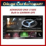 Kenwood DNX5180S 6.8 Inch Built-In Bluetooth Double Din AV Garmin Navigation