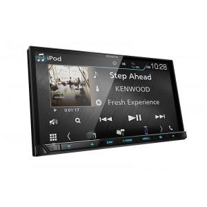 "Kenwood DDX7019BT DVD/USB AV Receiver with 7.0"" WVGA Superfine view Display"