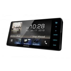 "kenwood DVD/USB/Bluetooth DDX719WBT AV Receiver with 7.0"" WVGA 200mm Toyota Size DVD Player"
