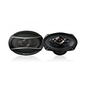 PIONEER 5 WAY TS-A6996S 6X9 Coaxial Car  Speakers 650Watts