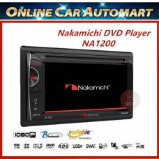 "Nakamichi NA1200 6.2"" DVD/USB Player With Bluetooth"