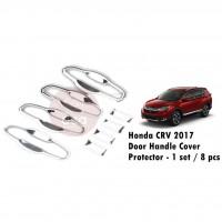 Honda CR-V / CRV 2017 Door Handle Bowl Cover - 1 set / 4 pcs