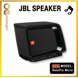 JBL BassPro Micro 140W RMS Single 8 Dockable Powered Audio Subwoofer Enclosure