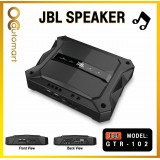 JBL GTR-102 700W Peak 2-Channel High Performance Full Range Car Amplifier