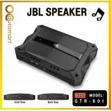 JBL GTR-601 GTR Series 1500Watts Class-D Monoblock Car Audio Amplifier