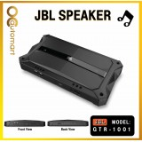 JBL GTR-1001 Mono subwoofer amplifier — 1,000 watts RMS x 1 at 2 ohms