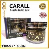 1x Original CARALL Regalia Enrich Velvet Musk GOLD Series / 1386G Air Refreshener 65ml (Special Edition)( Made in Japan)