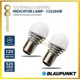 BLAUPUNKT INDICATOR LAMP 125260W 12V VEHICLE LIGHTING S25 6000K BULB