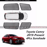 Custom Fit OEM Sunshade / Sun shades for XV70 Toyota Camry 2019 - Present
