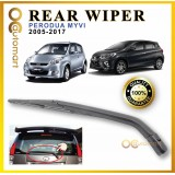 PERODUA MYVI 2005-2017 REAR WINDSCREEN WIPER WITH ARM