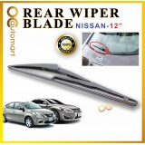"NISSAN 12"" REAR WINDSCREEN WIPER BLADE"