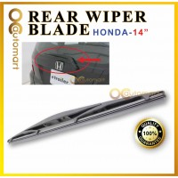 "HONDA 14"" REAR WINDSCREEN WIPER BLADE"