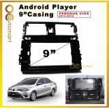 Toyota Vios 2013-2018 Android Player Casing