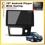 """Android Player 9 inch IPS 2.5D with player casing Perodua Kelisa 10"""" (Black) Android Player With Casing (NO DVD)"""