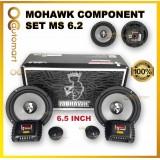 Mohawk 6.5 inch Component Set Speaker MS 6.5 Car Speaker 180Watts