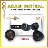 Adams Digital RUBI Series RUBI 25 Super Tweeter ( 80W Max)