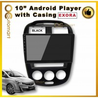 ANDROID PLAYER WITH CASING 10 Inch PROTON EXORA (Black)