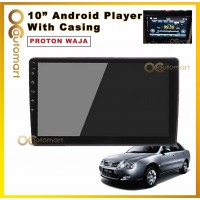 10 Inch ANDROID PLAYER WITH CASING PROTON WAJA (Black)